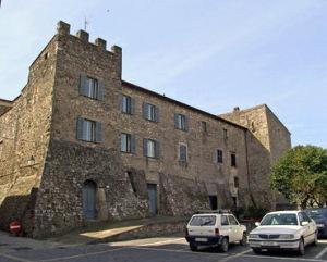 la Rocca dei Monaldeschi (XIV sec.)