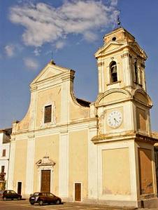 La chiesa parrocchiale del XVI secolo