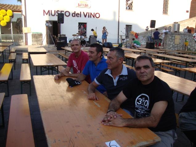 Giocatori castiglionesi, hanno iniziato nelle giovanili fino alla prima categoria: Leonardo Leonardi, Gianluca Primi, Fabrizio Tafani, Michele Del Corso.