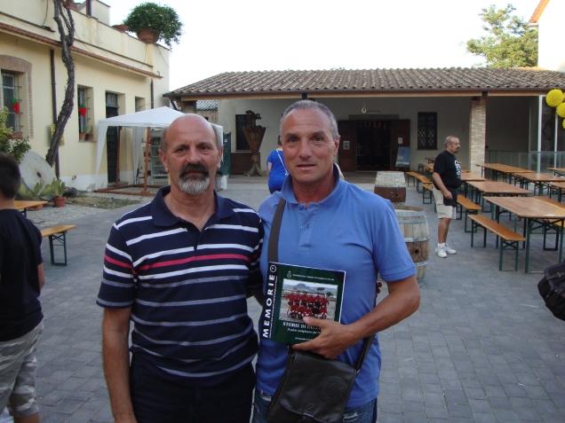 Luniddi Gianni e Nuti Giuliano sono stati compagni di squadra nel Castiglione nel 1985/86. Gianni Luniddi: ho giocato a Castiglione insieme a mio fratello Claudio, lui difensore io mezz'ala, venivamo da Soriano nel Cimino;